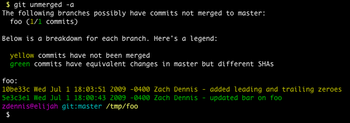 git-unmerged in action